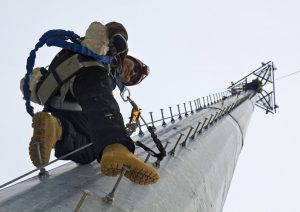 Fall Protection - Mining Industry