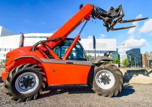 Telehandler Forklift Operator