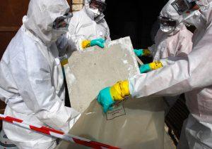 Asbestos Risk of Exposure