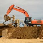Large Excavator Operator